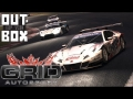Grid Autosport | Out of the Box