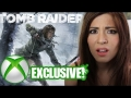 Announcement: Rise of the Tomb Raider Xbox Exclusive