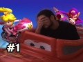 Mario Kart Wii w/Car Controller FULL CAM w/Nova Ep.1 - THE THINGS I DO...
