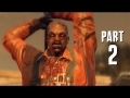 Dying Light Gameplay Walkthrough Part 2 - SCARY NIGHT TIME - PC GAMEPLAY