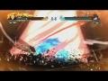 Naruto Shippuden Ultimate Ninja Storm Revolution - Demo: Bijuu Naruto vs Mecha Naruto (1080p)