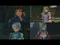 Tales of Zestiria Character Videos