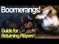 Guild Wars 2 Boomerangs - Guide for Returning Players - Episode 4