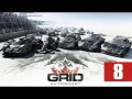 "Grid Autosport - Let's Play - [Career] - Part 8 - ""Import And Muscle Open"""