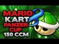 Let's Play Mario Kart 8 German Deutsch Wii U Gameplay Part 5: Panzer Cup 150ccm