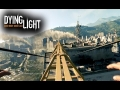 Dying Light New Gameplay Trailer Co-op PARKOUR FREE ROAM FUN! Zombies & Weapons (PS4 Xbox One PC)