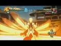 Naruto Shippuden Ultimate Ninja Storm Revolution - Demo: Mecha Naruto vs Bijuu Naruto & (1080p)
