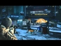 The Division Gameplay 1080p HD E3 2014