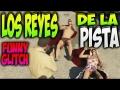 GTA 5 ONLINE 1.14 | LOS REYES DE LA PISTA FUNNY GLITCH GTA V 1.14 | XxStratusXx