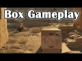 Metal Gear Solid 5: The Phantom Pain  - Box Gameplay (PS4)