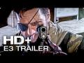 METAL GEAR SOLID 5 E3 Trailer | Deutsch German 2014 [HD+]