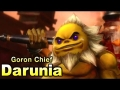 Hyrule Warriors - Trailer Wii U with Darunia and a Hammer (GodGamesHD)