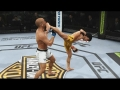 EA Sports UFC - Bruce Lee Gameplay Feature - E3 2014