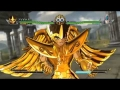 Saint Seiya Brave Soldiers - All Big Bang Attacks - Gold Saints