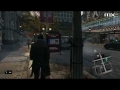 Watch Dogs (PS4) - E3 2012 Gameplay Demo HD