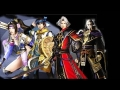 Samurai Warriors 4 - All of Characters Preview #1 (New Chars!)