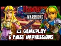 Zelda Hyrule Warriors - E3 2014 Gameplay & First Impressions