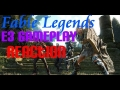 Fable Legends Gameplay Reaction | E3 2014