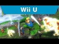 Zelda Hyrule Warriors Trailer (Wii U)