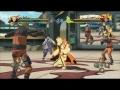 Naruto Shippuden Ultimate Ninja Storm Revolution - Demo: Mecha Naruto vs Bijuu Naruto (1080p)