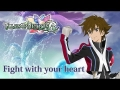 Tales of Hearts R - PS Vita - Fight with your heart (Baba-san video!)