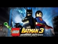 LEGO Batman 3 Beyond Gotham - Cast Trailer (PS4/Xbox One)(Xbox360,PS3,PC)