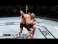UFC-MMA-EA Sports UFC-Bruce Lee Vs. Gorges St-Pierre-Classic Battle! Xbox one