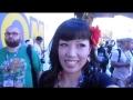 E3 2014 with Lianne, Killer Kai and Madcatz