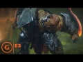 Lords Of The Fallen Boss Gameplay - E3 2014