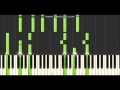 Ori and the Blind Forest-2014 E3 Trailer Theme (Piano Cover/ Tutorial)