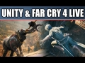 Far Cry 4 & Assassin's Creed Unity Coop Multiplayer Gameplay LIVE: Online Free Roam With UbiCentral
