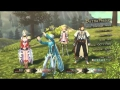 Tales of Zestiria - Real Map System
