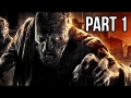 Dying Light Gameplay Walkthrough Part 1 - ZOMBIE WORLD!! (PC Campaign Gameplay 1080p)