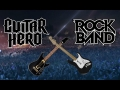 Guitar Hero Live vs Rock Band 4? Who Will Win?
