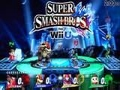 Super Smash Bros. for Wii U - Off-Screen Gameplay