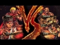 street fighter x tekken ps4 game play ?