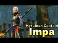 Hyrule Warriors - Trailer Wii U with Impa and a Naginata (GodGamesHD)