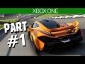 Forza Motorsport 5 Gameplay Walkthrough Part 1 (Xbox One Gameplay 1080p) Jeremy Clarkson