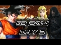 E3 2014- DragonBall Xenoverse, Evolve, Witcher 3, & Hyrule Warriors