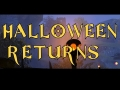 Guild Wars 2: SPOOOOOKY Halloween Returns!