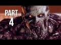 Dying Light Gameplay Walkthrough Part 4 (PS4/PC) - Night Time Zombies
