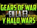 Gears of War 4 y Halo Wars en la E3 2014 | Easter Egg/Referencia en trailer de Phantom Dust