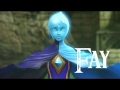 Hyrule Warriors - Trailer with Fay and a Goddess Blade (Wii U)