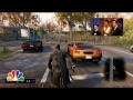"Jimmy Fallon's Video Game Week: ""Watch Dogs"" Demo (Late Night with Jimmy Fallon)"