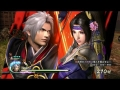 Sengoku Musou 4/Samurai Warriors 4: Nobuyuki Sanada and Ina Gameplay (Hell Difficulty)