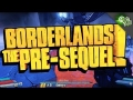 Borderlands: The Pre-Sequel HANDS-ON! Gameplay, New Characters, Jetpacks and More