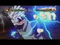 Naruto Shippuden Ultimate Ninja Storm Revolution - Demo: Kakashi vs Sasuke (1080p)
