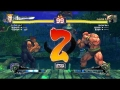 PS4- PS NOW- Ultra Street Fighter IV battle: Guile vs Zangief