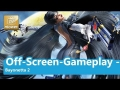 Off-Screen Gameplay - Bayonetta 2 @ Nintendo Post-E3 Event 2014