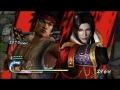 Sengoku Musou 4/Samurai Warriors 4: Musashi Miyamoto and Kojiro Sasaki Gameplay (Chaos Difficulty)